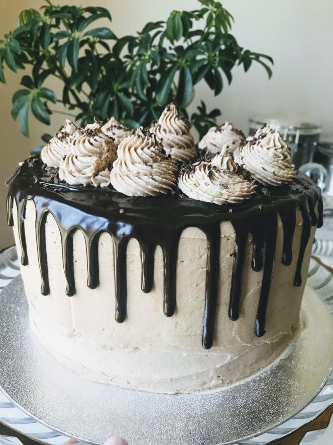 Momma's Friend Julie's Slumber Party Cake